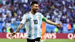 NamaLionel Messi, megabintangFC Barcelona, tidak pernah lagi ada dalam skuat Timnas Argentina sejak Piala Dunia 2018 berakhir. Dalam beberapa laga...