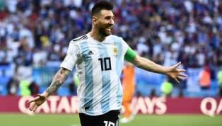"""A volta deLionel Messià seleção argentina é um """"presente"""" aos amantes de futebol. Quem gosta do esporte não poderia, definitivamente, ficar sem ver o maior..."""