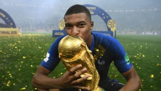 Kylian Mbappe celebrates his 21st birthday today (20 December), but the young Frenchman has already achieved more in just a few short years than most...