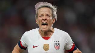 ทีมฟุตบอลหญิงทีมชาติสหรัฐอเมริกา จองตั๋วในรอบรองชนะเลิศศึก ฟุตบอลโลกหญิง2019 หลังจากที่เาอชนะเจ้าภาพทีมชาติฝรั่งเศส ไปด้วยสกอร์ 2-1...