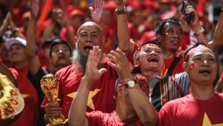 BTC chính thức xác nhận việc đội tuyển Việt Nam sẽ mặc màu áo trắng trong cuộc đối đầu với Indonesia vào ngày 15/10 tới đây. Do Indonesia là chủ nhà nên có...