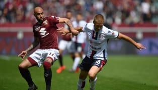 Allo stadio GrandeTorinola garatra i padroni di casa e il Cagliari, lunch match della 32ª giornata di Serie A, si conclude con il risultato di 1-1. Al...