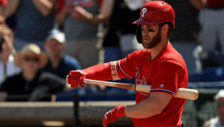 ​Featured on the upcoming issue of Sports Illustrated is a loud and proud tableau featuring the new-look Philadelphia Phillies. Rhys Hoskins, Bryce Harper,...