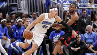 The Toronto Raptorsdefeated the Orlando Magic 107-85 in Game 4 to take a 3-1 series lead on Sunday. Both teams were in a deadlock after the first quarter,...