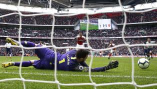 Ende 2018 sollte das neue Stadion der Tottenham Hotspur eingeweiht werden. Anfang März spielen die Spurs noch immer auf dem Ausweichrasen im Wembley Stadium....