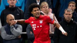 """Sau khi ghi 4 bàn giúp Bayern Munich đè bẹp Tottenham ở loạt trậnChampions Leagueđêm qua,Serge Gnabry đã """"cà khịa""""Tottenhamtrên mạng xã hội. North..."""
