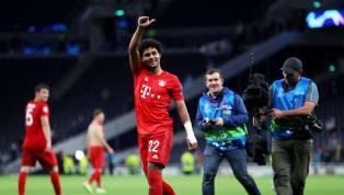 orie Nationalspieler Serge Gnabry stieg am Dienstagabend in einen elitären Kreis auf. Beim 7:2-Auswärtserfolg des FC Bayern München gegen Tottenham Hotspur...