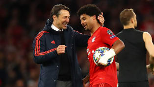 ​Bayern Munich's four-goal hero Serge Gnabry took to Twitter to post his allegiance to Arsenal, after his side's 7-2 win over Tottenham Hotspur on Tuesday...