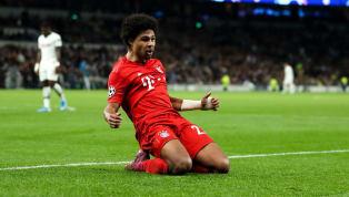 Gnabry hizo un partido perfecto en el encuentro del Bayern de Múnich ante el Tottenham. El extremo de los bávaros fue imparable para la defensa de los Spurs y...