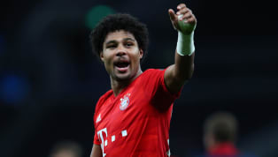​Bayern Munich winger Serge Gnabry has revealed he was initially banned from joining Bundesliga giants Bayern Munich as a child by his dad. The 24-year-old...