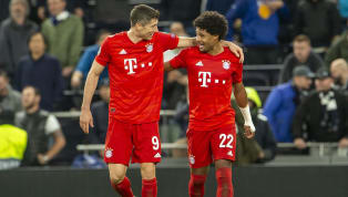 Bayern Munichattacking duo Robert Lewandowski and Serge Gnabry have comfortably emerged as Europe's top strike pairing in terms of goal numbers in the...