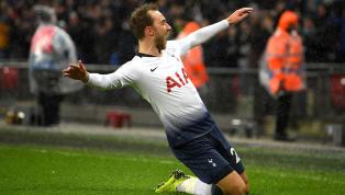 Tottenham 1-0 Burnley: Report, Ratings & Reaction as Late Eriksen Strike Saves Spurs' Blushes