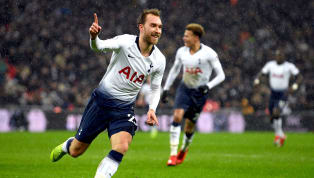 An injury time strike from substitute Christian Eriksen was enough to give Tottenham a narrow 1-0 win over Burnley at Wembley Stadium. It was a sub-par...