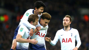 Tottenham defeated London rivals Chelsea for the second time at Wembley this season in the first leg of their Carabao Cup semi final on Tuesday night. The...
