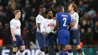 News ​Chelsea host bitter rivals Tottenham Hotspur in the second leg of the Carabao Cup semi-final on Thursday. Spurs go into the game with a 1-0 aggregate...