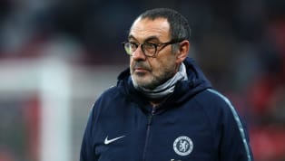 Chelsea manager ​Maurizio Sarri was pleased with the 'confidence' of his players after they took a narrow advantage in the first leg of their Europa League...