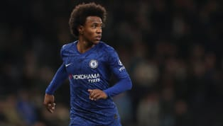 Chelsea winger Willian has insisted he wants to stay at the club 'until he's 40' after entering into talks over a new contract at Stamford Bridge. The Brazil...