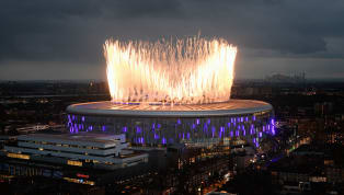 It was a night to remember for Tottenham fans on Wednesday as they comfortably beat London rivals Crystal Palace in their new stadium's maiden game, with...