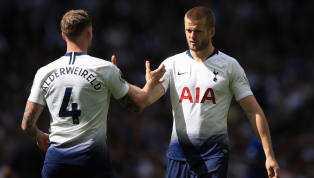 ​Tottenham Hotspur manager Mauricio Pochettino is 'insistent' about midfielder Eric Dier's ability to become one of his starting centre-backs should star...