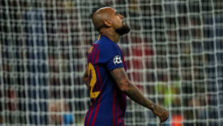 Barcelona summer signing and Chilean stalwartArturo Vidalwas said to be livid after being left out of the starting XI to faceTottenhamat Wembley on...