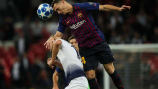 Barca's Thomas Vermaelen Describes Harry Kane as a 'Complete Player' Ahead of Crunch Tie With Spurs