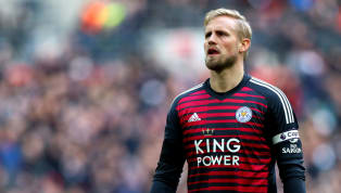 Former Denmark international goalkeeper Peter Schmeichel has revealed he would love to see his son Kasper Schmeichel follow in his footsteps by representing...