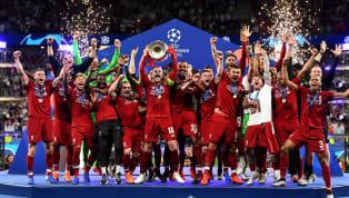 Jordan Henderson rơi nước mắt sau chiến thắng, Jurgen Klopp nâng cup vô địch Champions League sau khi hạ Tottenham Hotspur là những hình ảnh ấn tượng của...