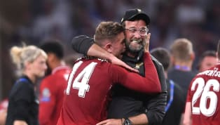 Liverpool captain Jordan Henderson​ was filmed in an emotional embrace with his father after winning the Champions League final on Saturday night. The 2-0...