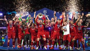 Felicidades al Liverpool, justo campeón, justísimo campeón de esta Champions League. Estoy muy contento porque hacía tres años que no ganaba la Champions...