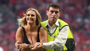 Kinsey Wolanski mới đây đã lấy lý do là 'muốn tạo ra một sự kiện để đời' nên mới quyết định đột nhập sân Wanda Metropolitano ngay giữa trận chung kết...