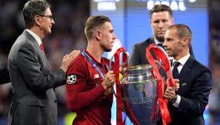 Liverpool berhasil menutup perjalanan mereka pada musim 2018/19 dengan mendapatkan gelar juara Champions League setelah meraih kemenangan 2-0 atas Tottenham...