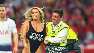 Cô nàng Kinsey Wolanski mới đây đã bị tuyên án phạt số tiền 15 ngàn Euro tương đương gần 400 triệu VND cho hành vi đột nhập sân Metropolitano ở trận chung kết...