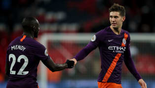 John Stones said that Manchester City had to adapt their style of play in order to beat Tottenham on an awfulWembley surface on Monday evening. Tottenham...