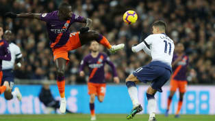 Manchester City defender ​Benjamin Mendy will not face any retrospective action from the FA after appearing to take a swipe at Erik Lamela during his side's...