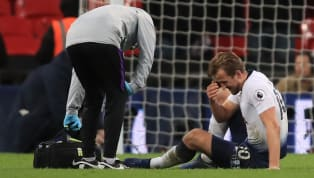 ​Tottenham striker Harry Kane looks set to be out of action for a month following the ankle injury he sustained late on in Sunday's 1-0 home defeat to...