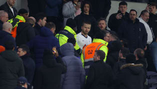 ead' ​Tottenham Hotspur manager José Mourinho has condemned midfielder Eric Dier's clash with fans following the loss to Norwich City on Wednesday, but...