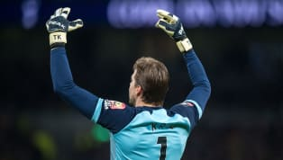 Tim Krul stole the headlines once again on Wednesday as his penalty heroics fired Norwich City through to the next round of the FA Cup at Tottenham Hotspur's...