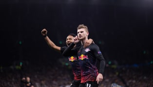 opes Tottenham have it all to do in their Champions League round of 16 tie after Timo Werner's penalty handed RB Leipzig a deserved 1-0 lead in north London on...