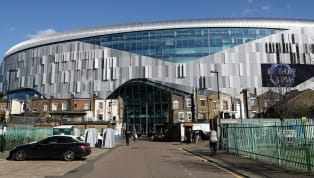 Tottenham Hotspur's new stadium hosted its first event as the club's Under-18 side faced off against Southampton on Sunday. The youth side, which also...