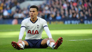 At what point do we begin to feel sorry for Dele Alli?  The Tottenham Hotspur star lumbered awkwardly around the pitch and squandered chance after chance...