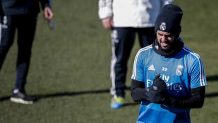 ​Real Madrid midfielder Isco has suffered a back injury in training that means he will be unavailable for the derby against Atletico this Saturday. The...