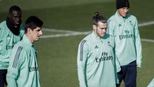 ​Real Madrid goalkeeper Thibuat Courtois has defended teammate Gareth Bale over questions regarding his commitment to the club. Bale posed with a Welsh flag...