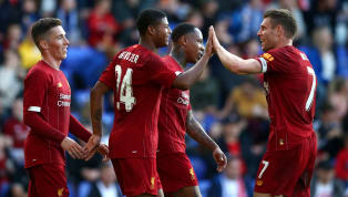 Liverpool menang 3-1 dari Bradford City di laga kedua pramusim 2019/20 pada Minggu (14/7) melalui dua gol yang dicetak James Milner di menit ke-13 dan...