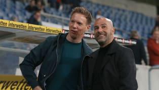 Bayer 04 Leverkusen So beginnt die #Werkself heute! 👀#B04RBL pic.twitter.com/shDtLubo1T — Bayer 04 Leverkusen (@bayer04fussball) October 5, 2019 RB Leipzig...