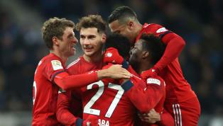 Der FC Bayern München ist mit einem Erfolgserlebnis in die Rückrunde gestartet. Beim 3:1-Auswärtssieg bei der TSG 1899 Hoffenheim sendete der deutsche...