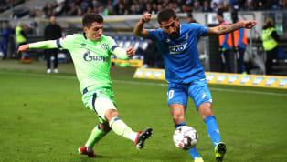 FC Schalke 04  Auf GEht's, Knappen 🔵✊🏽⚪️ Mit dieser Start-1⃣1⃣ gehen wir ins Duell mit der @tsghoffenheim! #S04TSG #S04 pic.twitter.com/DItcBhShRn — FC...