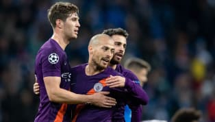 Manchester City earned their first three points in the Champions League this season, as David Silva's late strike earned Pep Guardiola's side a 2-1 win away...