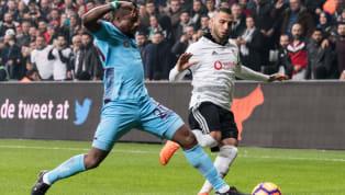 Beşiktaş'ın Attığı İlk Gol Trabzonspor'dan Ogenyi Onazi'ye Yazıldı