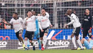 Beşiktaş'a 1 Puanı Getiren Mustafa Pektemek, Cenk Tosun'a Yaklaştı