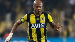 Fenerbahçe forması giyen Andre Ayew için Çin'den astronomik bir transfer teklifinin yapıldığı iddia edildi. FutbolArena Dış Haberler -Fenerbahçe'ninsezon...